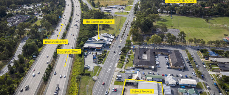 Factory, Warehouse & Industrial commercial property for sale at 25 & 27 Dreamworld Parkway Coomera QLD 4209