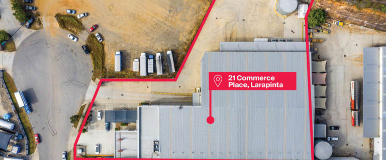 Offices commercial property for lease at 21 Commerce Place Larapinta QLD 4110