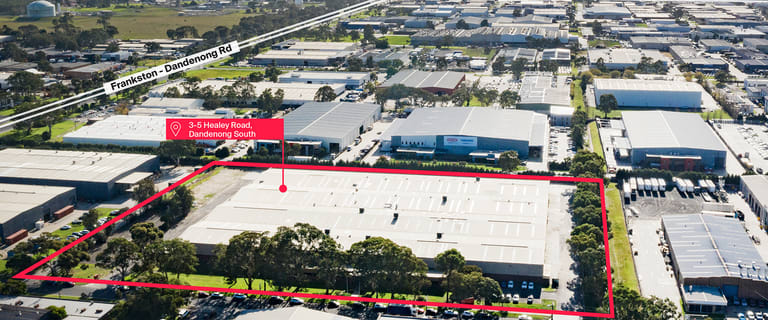Factory, Warehouse & Industrial commercial property for lease at 3-5 Healey Road Dandenong South VIC 3175