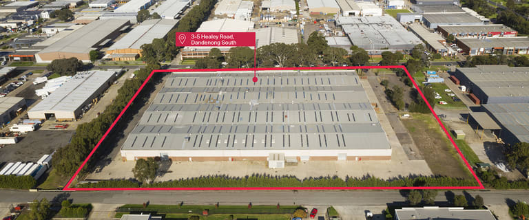 Showrooms / Bulky Goods commercial property for lease at 3-5 Healey Road Dandenong South VIC 3175