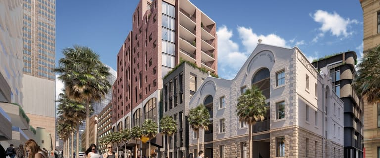 Offices commercial property for lease at 11 Young Street Sydney NSW 2000