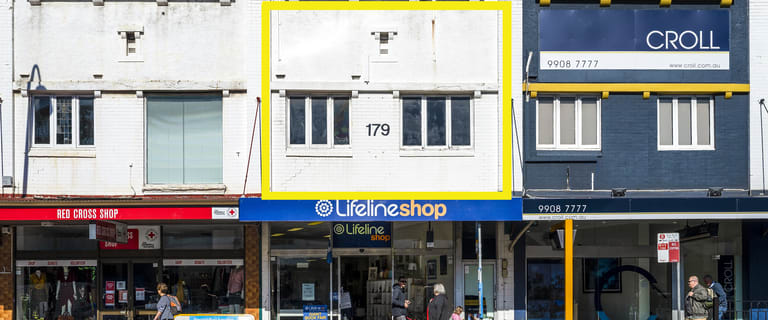 Offices commercial property for lease at 179A Military Road Neutral Bay NSW 2089