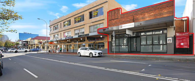 Shop & Retail commercial property for lease at 46 Crown Street Wollongong NSW 2500