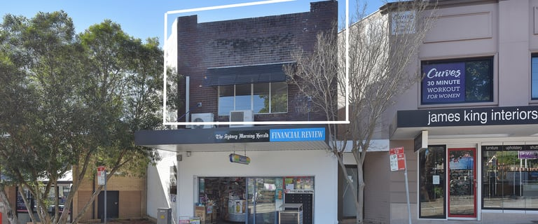 Offices commercial property for lease at 1/9 Rohini Street Turramurra NSW 2074