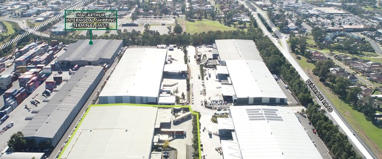 Factory, Warehouse & Industrial commercial property for lease at Bdg 2, Keylink Industrial Esta/395 Pembroke Road Minto NSW 2566