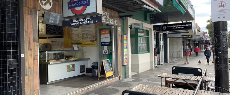 Shop & Retail commercial property for lease at 139 Acland Street St Kilda VIC 3182