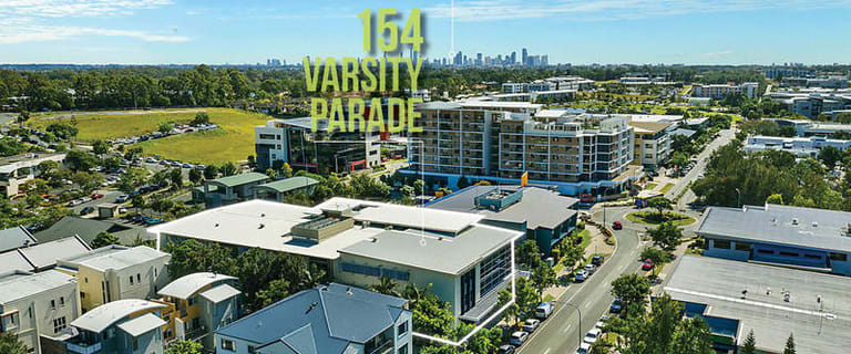 Offices commercial property for lease at 154 Varsity Parade Varsity Lakes QLD 4227