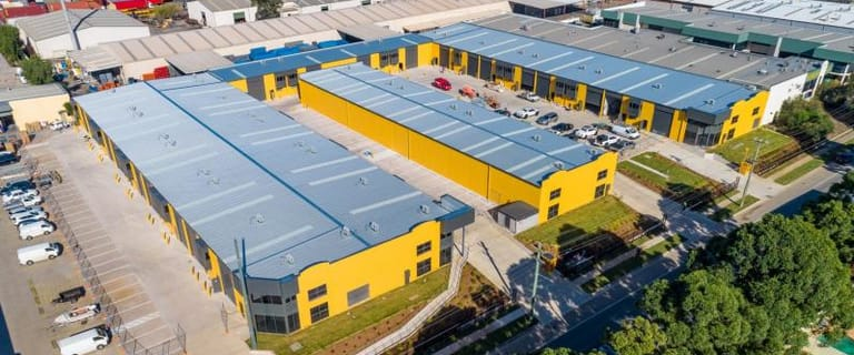 Factory, Warehouse & Industrial commercial property for lease at 8-10 Barry Road Chipping Norton NSW 2170