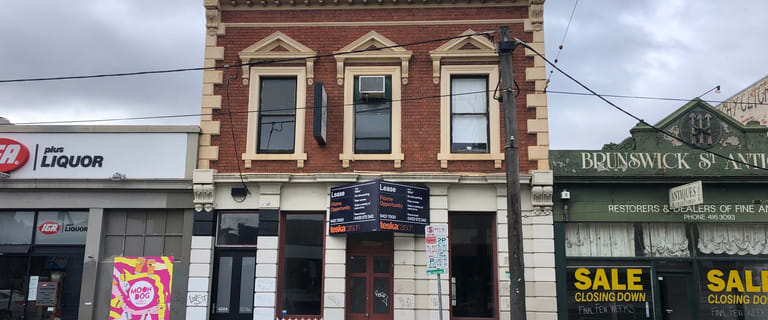 Offices commercial property for lease at 422 Brunswick Street Fitzroy VIC 3065