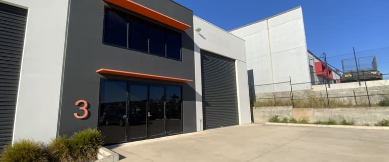 Factory, Warehouse & Industrial commercial property for lease at Unit 3, 17 Templar Place Bennetts Green NSW 2290