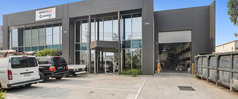 Showrooms / Bulky Goods commercial property for sale at 196 Turner Street Port Melbourne VIC 3207