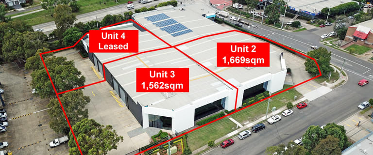 Factory, Warehouse & Industrial commercial property for lease at 6 Boden Road Seven Hills NSW 2147