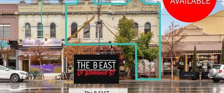 Shop & Retail commercial property for lease at 80 Lygon Street Brunswick East VIC 3057