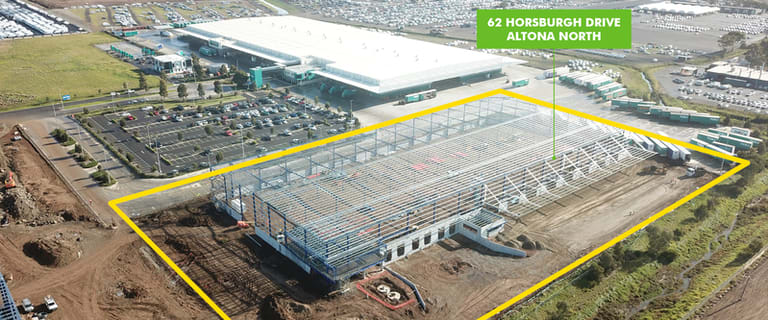 Factory, Warehouse & Industrial commercial property for lease at 62 Horsburgh Drive Altona North VIC 3025