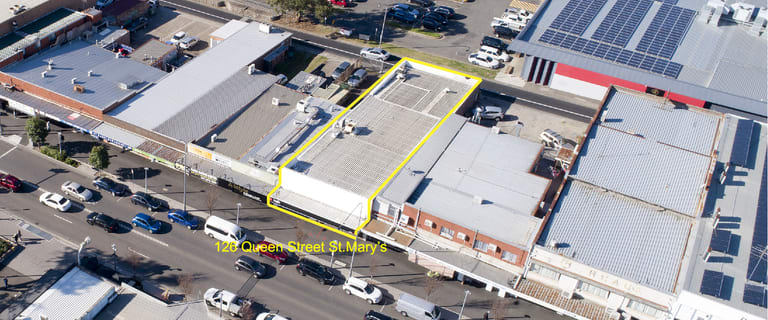 Shop & Retail commercial property for lease at 126 Queen Street St Marys NSW 2760