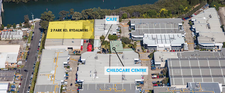 Showrooms / Bulky Goods commercial property for lease at 2 Park Road Rydalmere NSW 2116