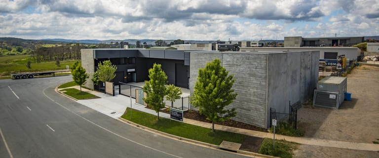 Factory, Warehouse & Industrial commercial property for lease at 10 Alumina Street Beard ACT 2620