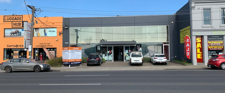 Factory, Warehouse & Industrial commercial property for lease at 1430 Dandenong Road Oakleigh VIC 3166