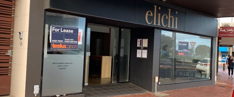 Shop & Retail commercial property for lease at 6-8 Bluff Road Black Rock VIC 3193