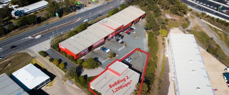 Factory, Warehouse & Industrial commercial property for lease at 2/960 Lytton Road Murarrie QLD 4172