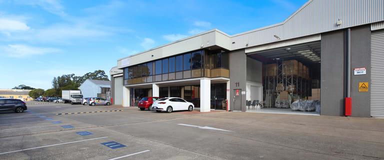 Factory, Warehouse & Industrial commercial property for lease at 11/350 Edgar Street Condell Park NSW 2200