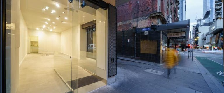 Shop & Retail commercial property for lease at 321 Little Collins Street Melbourne VIC 3000