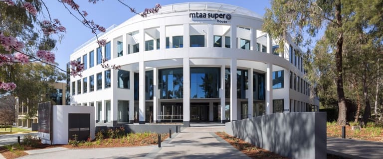 Offices commercial property for lease at MTAA Super House 39 Brisbane Avenue Barton ACT 2600