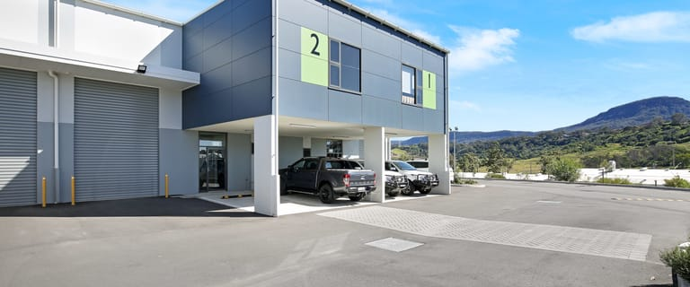 Factory, Warehouse & Industrial commercial property for lease at 2/10-12 Sylvester Avenue Unanderra NSW 2526