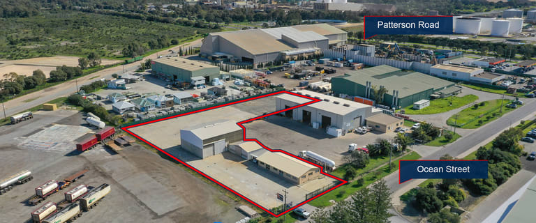 Factory, Warehouse & Industrial commercial property for lease at 2/30 Ocean Street Kwinana Beach WA 6167