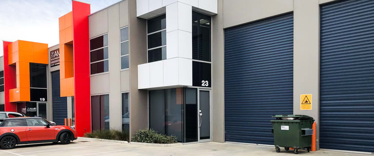 Factory, Warehouse & Industrial commercial property for lease at 23 Enterprise Circuit Carrum Downs VIC 3201