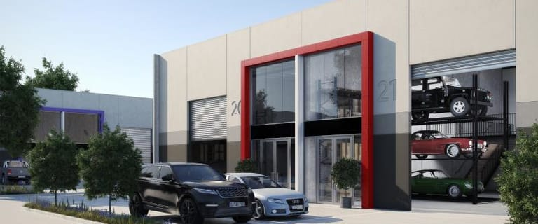 Factory, Warehouse & Industrial commercial property for sale at 45-47 McArthurs Road Altona North VIC 3025