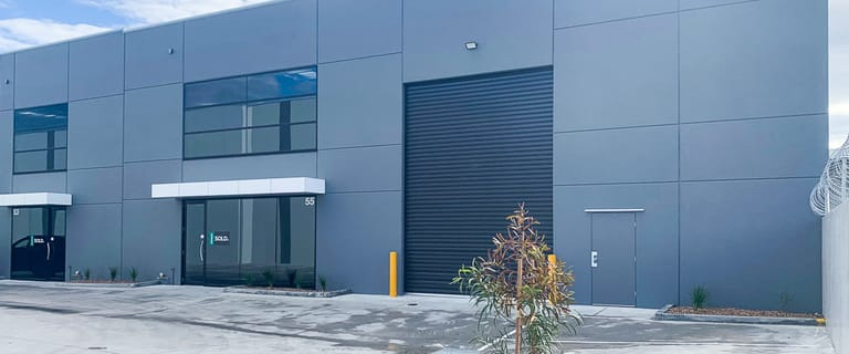 Factory, Warehouse & Industrial commercial property for lease at 55 Insight Circuit Carrum Downs VIC 3201