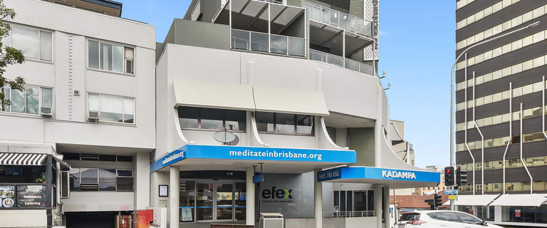 Offices commercial property for lease at 301/109 Leichhardt Street Spring Hill QLD 4000