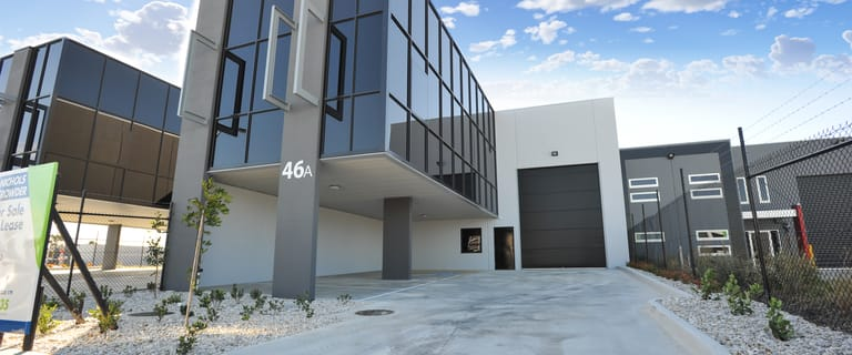 Factory, Warehouse & Industrial commercial property for lease at 46A Access Way Carrum Downs VIC 3201