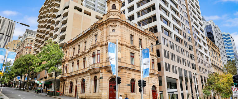 Offices commercial property for lease at 25 KING ST Sydney NSW 2000