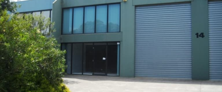 Factory, Warehouse & Industrial commercial property for lease at 1/14 Peninsula Boulevard Seaford VIC 3198