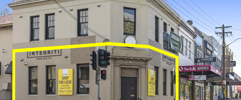 Shop & Retail commercial property for lease at 48 Penshurst Street Willoughby NSW 2068