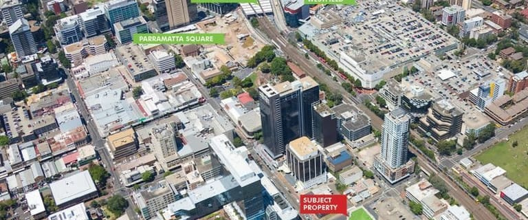 Offices commercial property for lease at 17-21 Macquarie Street Parramatta NSW 2150