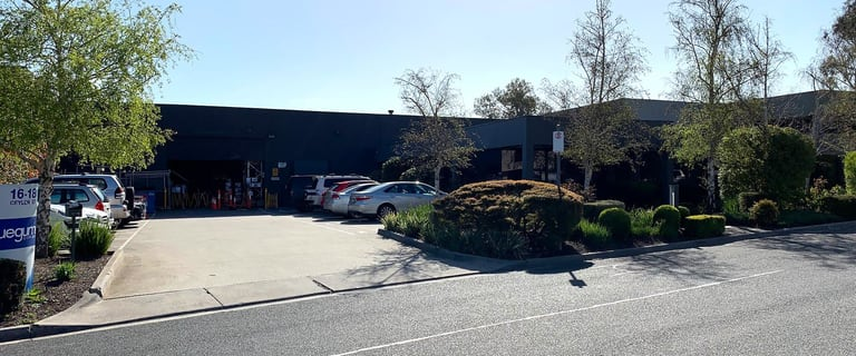 Factory, Warehouse & Industrial commercial property for lease at 16-18 Ceylon Street Nunawading VIC 3131