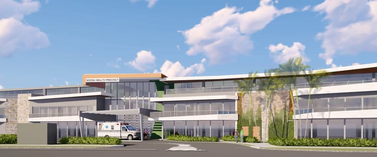 Medical / Consulting commercial property for lease at 36 Hofmann Drive Noosaville QLD 4566