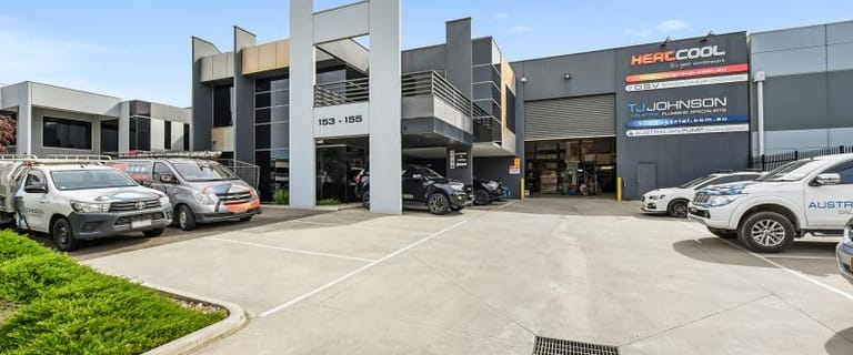 Factory, Warehouse & Industrial commercial property for lease at 153-155 Atlantic Drive Keysborough VIC 3173