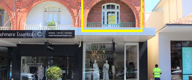 Offices commercial property for lease at Level 1/581 Military Road Mosman NSW 2088