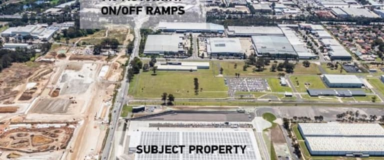 Factory, Warehouse & Industrial commercial property for lease at 1/400 Moorebank Avenue Moorebank NSW 2170