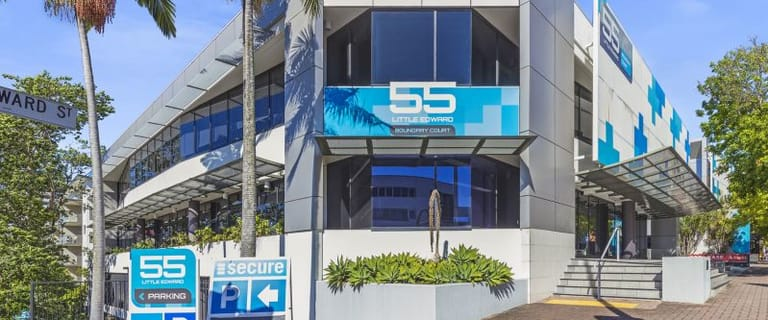Offices commercial property for lease at 55 Little Edward Street Spring Hill QLD 4000