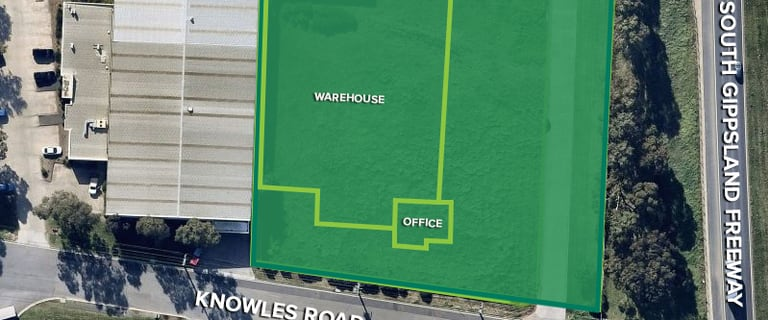 Factory, Warehouse & Industrial commercial property for lease at 1-11 Knowles Road Dandenong South VIC 3175