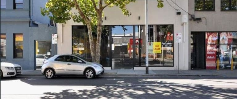 Showrooms / Bulky Goods commercial property for lease at 275 Swan Street Richmond VIC 3121