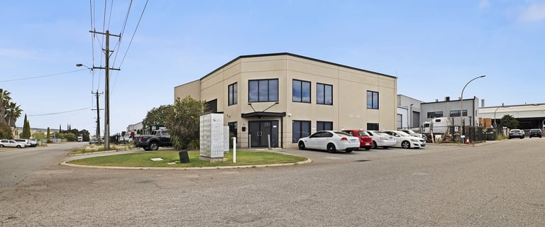Factory, Warehouse & Industrial commercial property for lease at 1/42 Chisholm Crescent Kewdale WA 6105