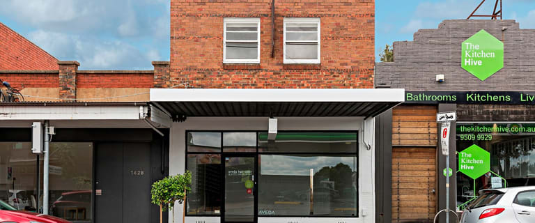 Shop & Retail commercial property for lease at 1426 High Street Malvern VIC 3144