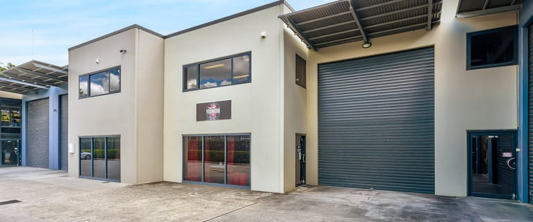 Factory, Warehouse & Industrial commercial property for lease at Unit 9, 28 Newheath Drive Arundel QLD 4214