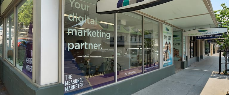 Offices commercial property for lease at Suite 2, Ground Floor, 161 King Street Newcastle NSW 2300
